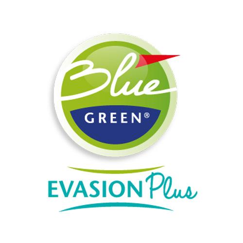 Blue green evasion plus