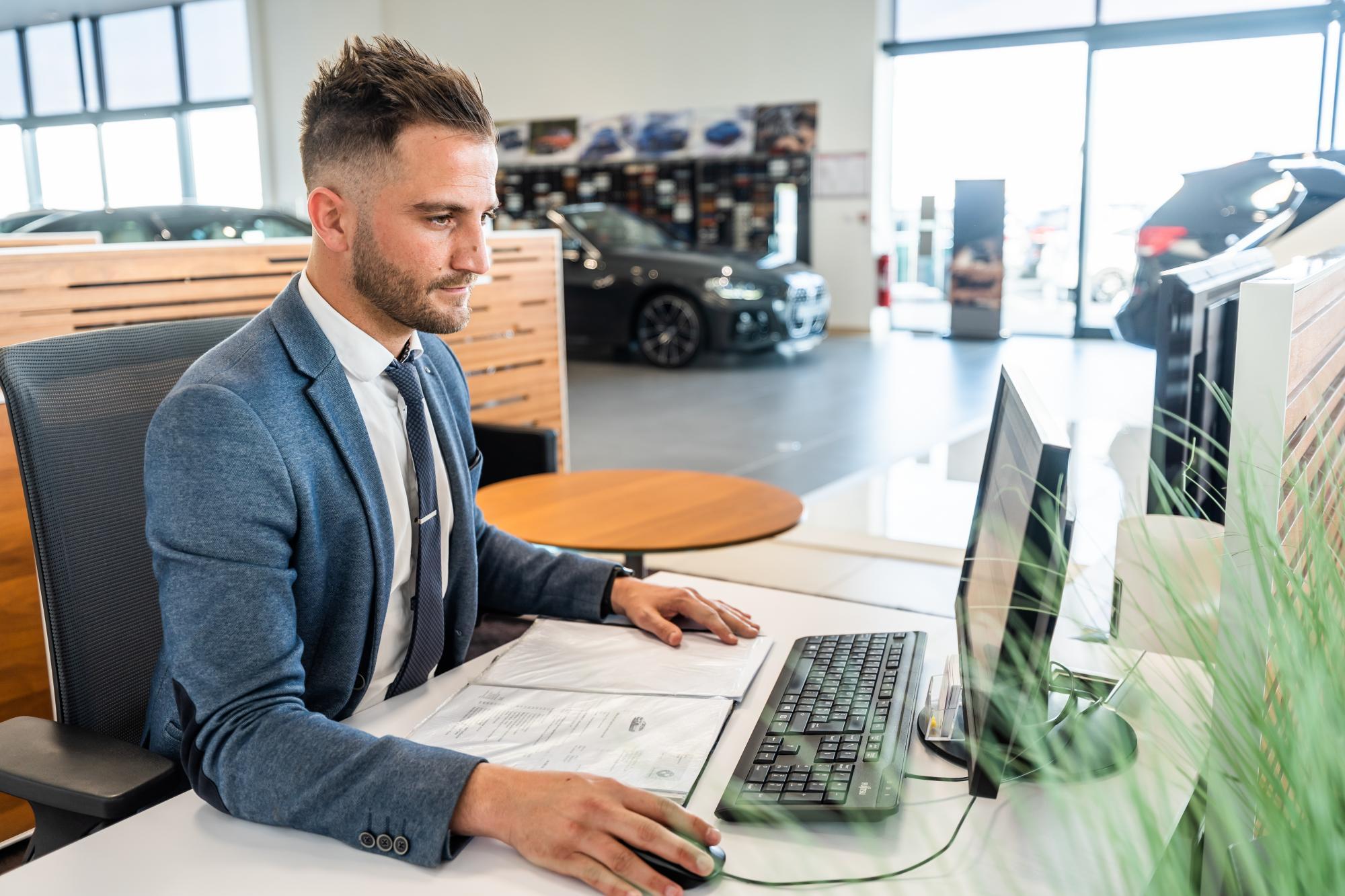 BMW vendeur véhicules