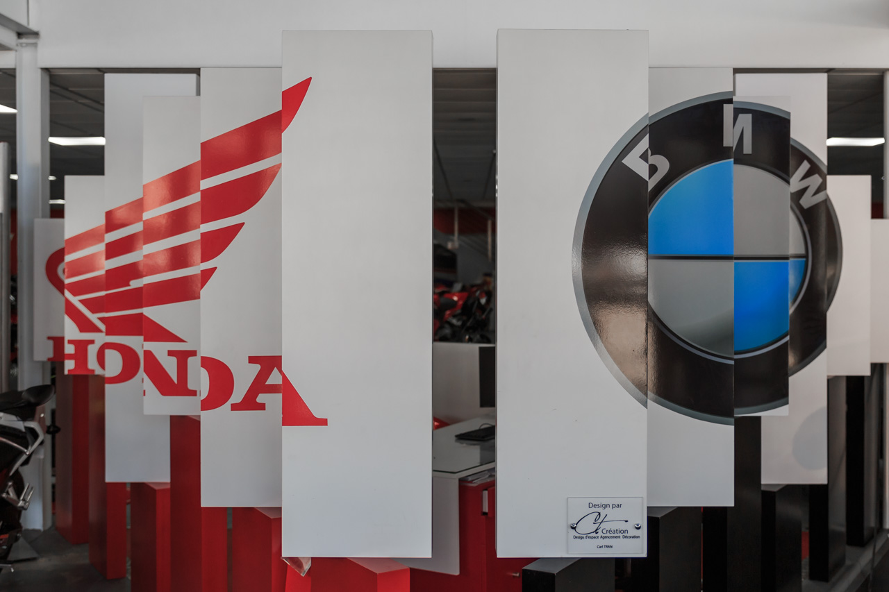 Honda Motos BMW Motorrad Toulon