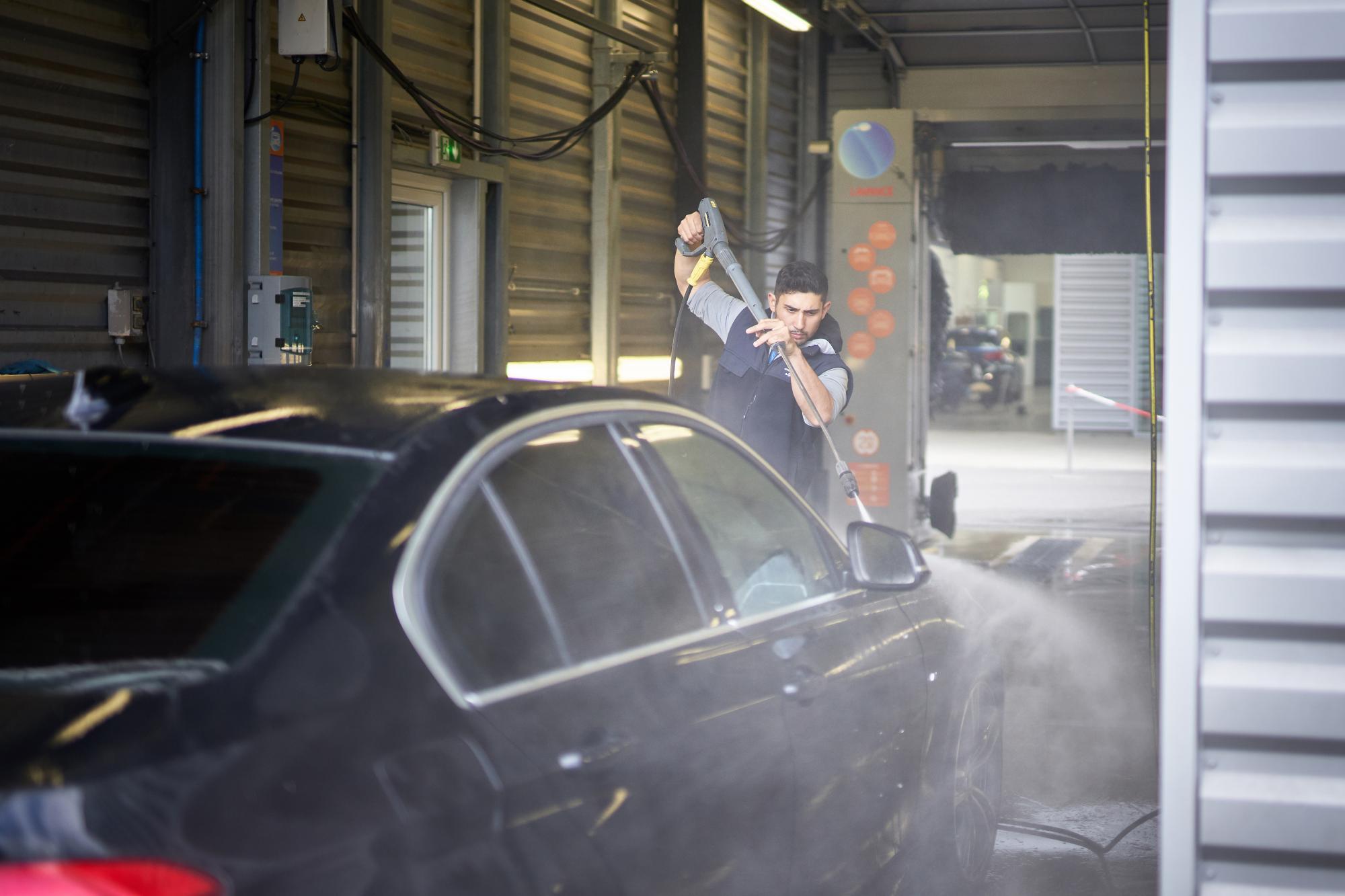 Préparateur automobiles