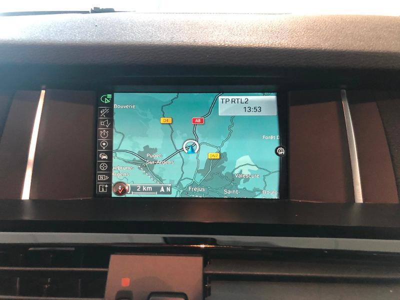 X3 xDrive20d 190ch Lounge Plus