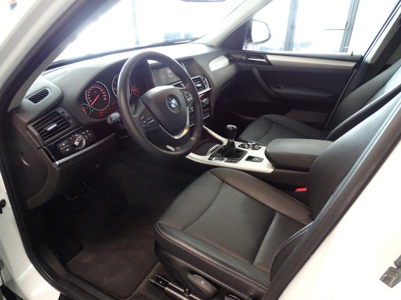 X3 sDrive18d 150ch Lounge Plus