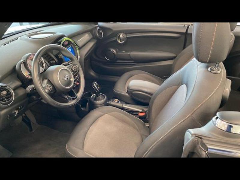Cabrio Cooper 136ch Chili BVA7 Euro6d-T
