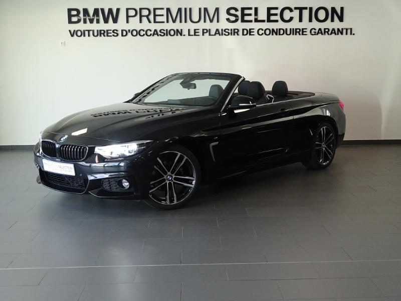 Serie 4 Cabriolet 420iA 184ch M Sport Euro6d-T