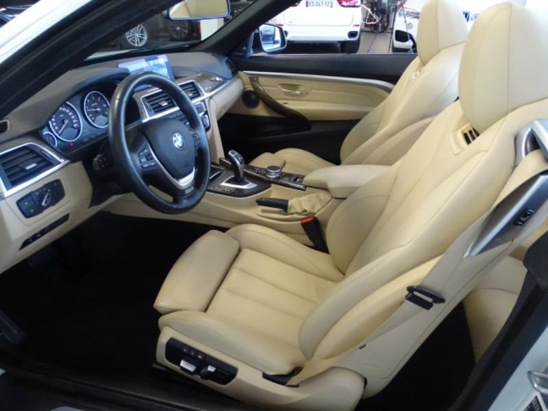Serie 4 Cabriolet 430dA 258ch Luxury