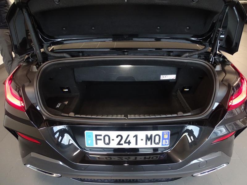 Serie 8 Cabriolet 840dA 320ch xDrive M Sport