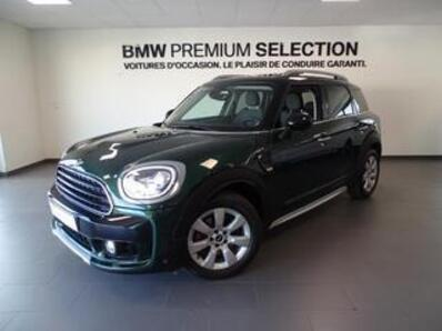 Countryman Cooper 136ch Red Hot Chili BVA