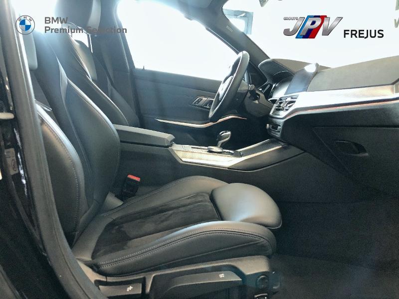 Serie 3 318dA 150ch M Sport