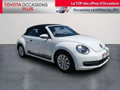 Coccinelle Cabriolet 1.2 TSI 105ch BlueMotion Technology Edition