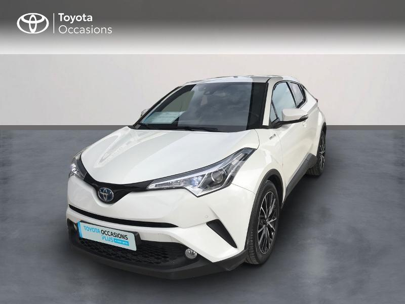 C-HR 122h Distinctive 2WD E-CVT