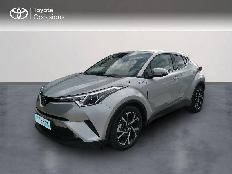 C-HR 122h Edition 2WD E-CVT RC18
