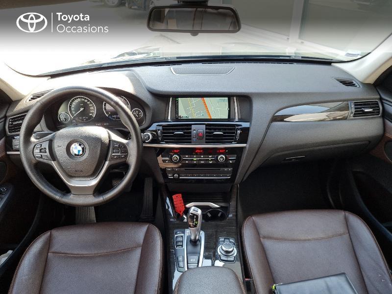 X3 xDrive20dA 190ch xLine