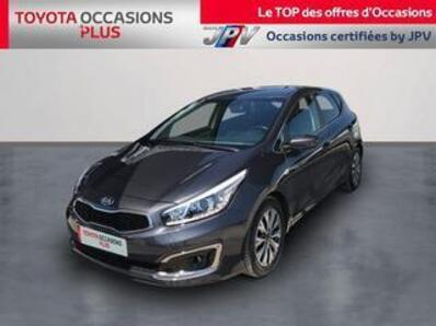 Cee'd 1.6 CRDi 136ch ISG Active DCT7