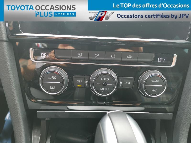 Golf 1.4 TSI 204ch Hybride Rechargeable GTE DSG6 Euro6d-T 5p