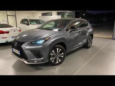 NX 300h 4WD F SPORT Executive Euro6d-T
