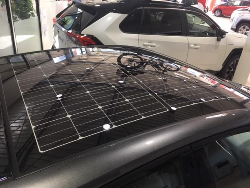 Prius Rechargeable 122h Solar RC20